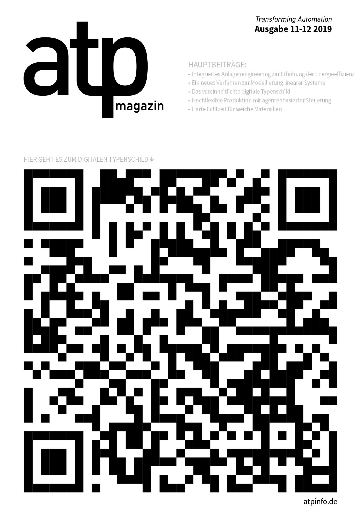 atp magazin 11-12/2019